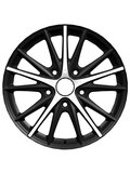 NZ Wheels SH641 6.5x16 5x114.3 ET 40 Dia 66.1 BKF - фото 1