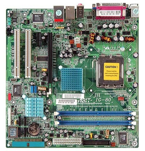 Abit IG-80 Treiber Windows XP