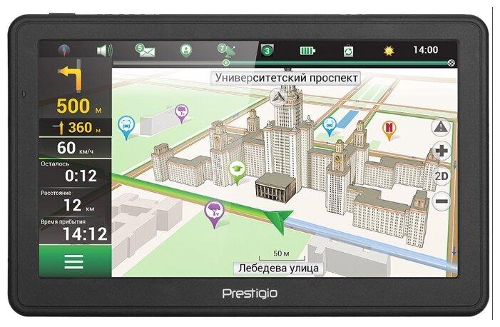 Навигатор Prestigio GeoVision 7059 Navitel
