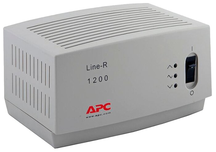 APC by Schneider Electric Line-R LE1200-RS