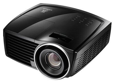 Кинотеатральный проектор Vivitek H1188-BK (Full HD 3D, DLP, 1080p, 2000 Lm, 50 000:1, 1.39-2.09:1, HDMI, HDMI 3D, 3000/4000 часов, 3,15 кг, цвет черный) H1188-BK