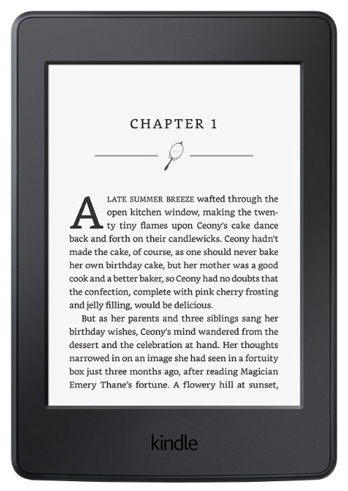 Amazon Электронная книга Amazon Kindle Paperwhite 2015