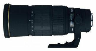Объектив Sigma AF 120-300mm f/2.8 APO EX DG IF HSM Nikon F