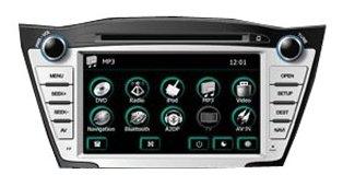 Автомагнитола FlyAudio 66088B02 Hyundai IX35