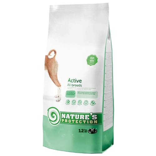 Сухой корм Nature's Protection Active (12 кг)