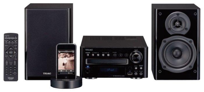 TEAC TC-X350i Black