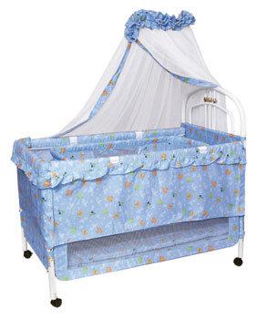Кроватка Geoby TLY 660