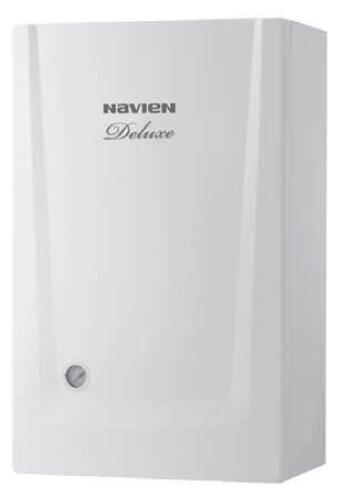 Газовый котел Navien DELUXE 40K 40 кВт двухконтурный
