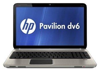 Ноутбук HP PAVILION DV6-6b00