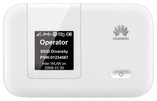 Wi-Fi роутер HUAWEI E5372
