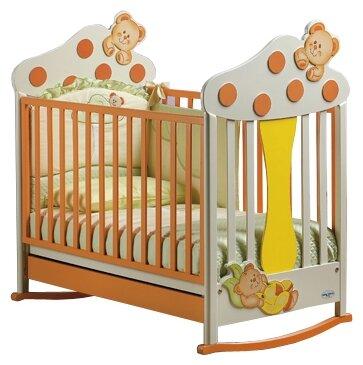 Кроватка Baby Italia Buffy