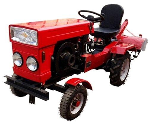 Мини-трактор FORTE T-121EL-HT