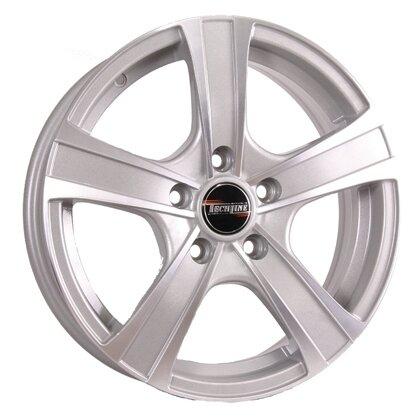 Колесный диск Tech-Line 619 6.5x16/5x105 D56.6 ET39 S