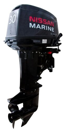 лодочный мотор nissan marine а4 1 отзывы