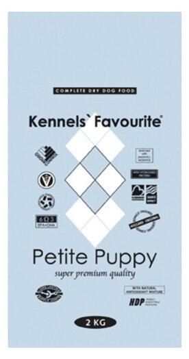Корм для собак Kennels Favourite Petite Puppy