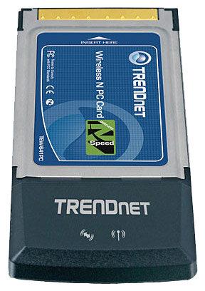 Wi-Fi адаптер TRENDnet TEW-641PC