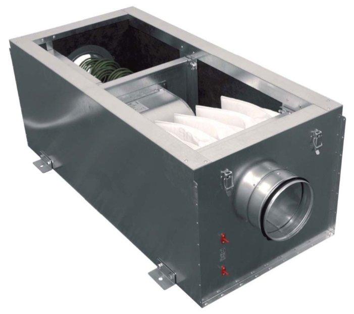 Вентиляционная установка Lessar LV-WECU 400-2,0-1