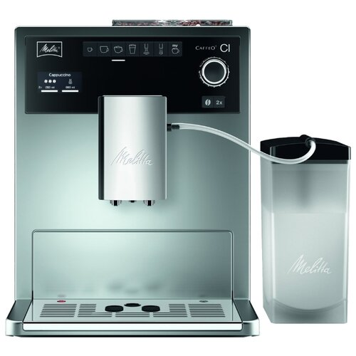 Кофемашина Melitta Caffeo CI серебро melitta caffeo ci