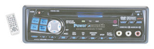 Power Acoustik PADVD-630T