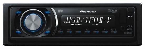 Автомагнитола Pioneer DVH-P4100UB