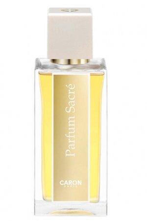Парфюмерная вода женская Caron Parfum Sacre 50мл 1991