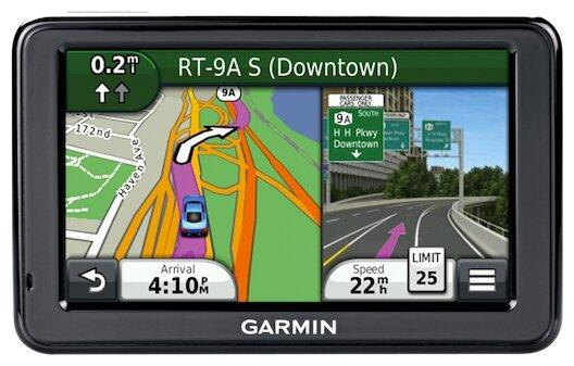 Garmin Навигатор Garmin Nuvi 2455 LT Europe