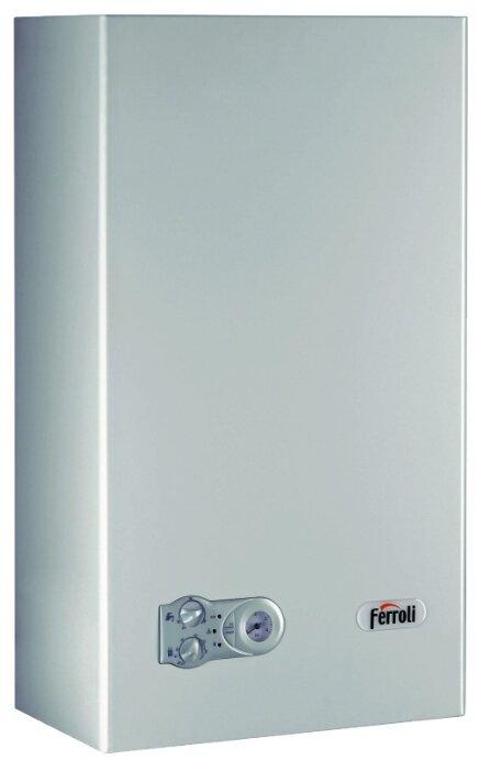 Газовый котел Ferroli Domiproject F 24 24 кВт двухконтурный