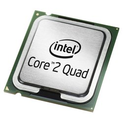 Процессор Intel Core 2 Quad Q6600 Kentsfield (2400MHz, LGA775, L2 8192Kb, 1066MHz)