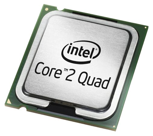 Intel Core 2 Quad Q6600 Kentsfield (2400MHz, LGA775, L2 8192Kb, 1066MHz)