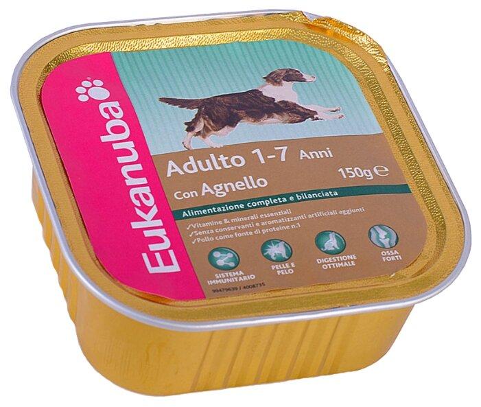 Корм для собак Eukanuba ягненок 22шт. х 150г