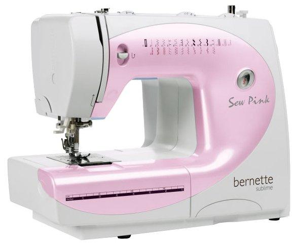 Bernina Sew Pink