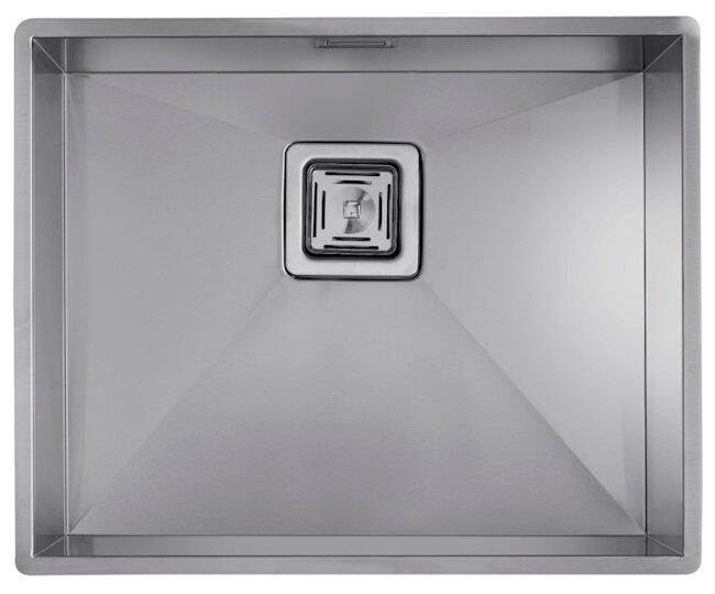 Врезная кухонная мойка TEKA Square 500/400 53х43см нержавеющая сталь