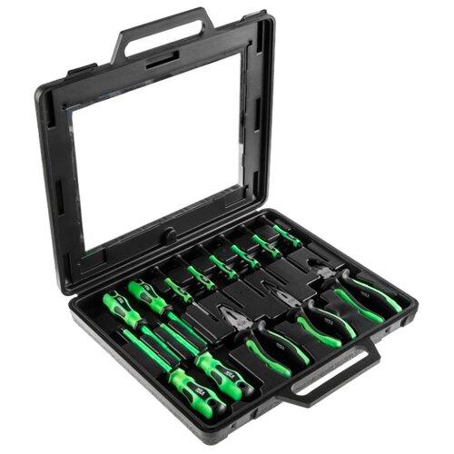 Набор электромонтажного инструмента Tesla (13 шт.) Set 3 (348438)Наборы инструментов и оснастки<br>