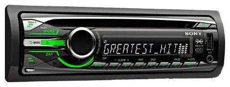 Автомагнитола Sony CDX-GT550UI