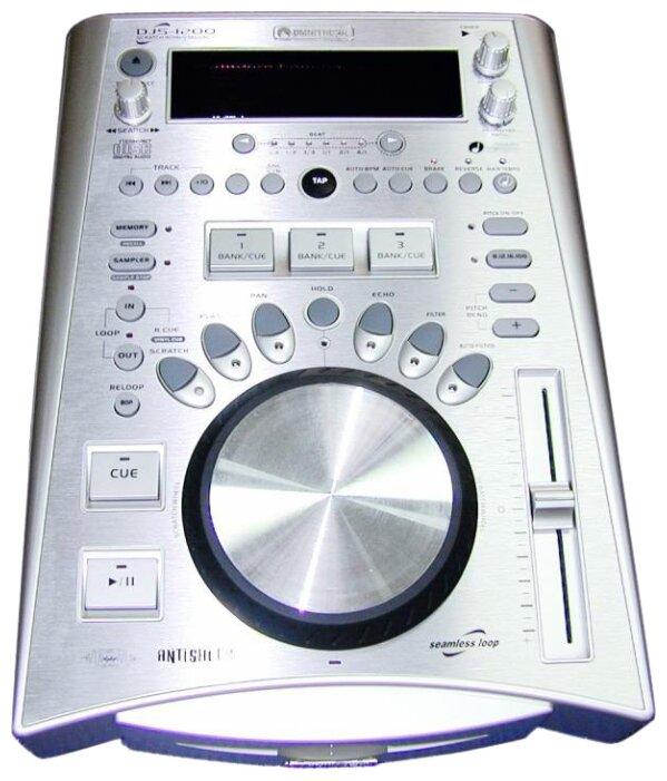 Omnitronic DJS-1200