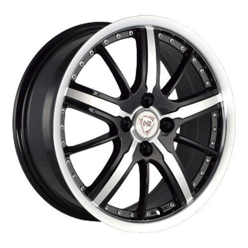 Колесный диск NZ Wheels SH663 8x18/5x105 D56.6 ET42 BKFPL недорого