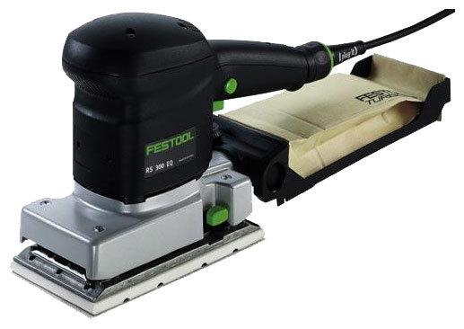 Плоскошлифовальная машина Festool Rutscher RS 300 Q-Plus
