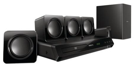 Philips HTD3510