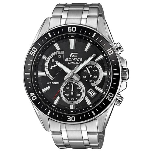Наручные часы CASIO EFR-552D-1A casio watch business casual waterproof fashion men watch efr 552d 1a efr 552d 1a2 efr 552gl 7a efr 552l 2a page 5 page 5 page 1