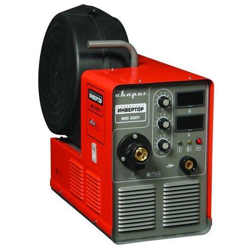 Сварочный аппарат Сварог MIG 200 Y (J03) (MIG/MAG) сварочный полуавтомат сварог mig 350 j1601