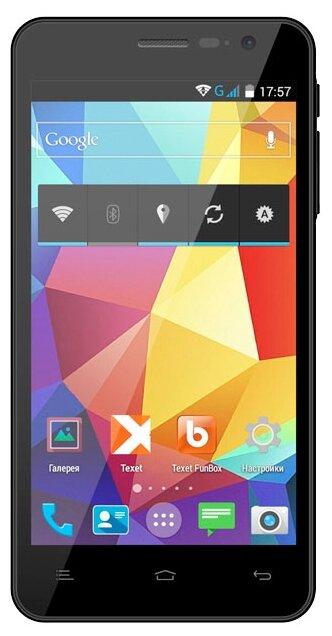 Смартфон teXet X-square TM-4972