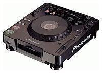 DJ CD-проигрыватель Pioneer DJ CDJ-1000