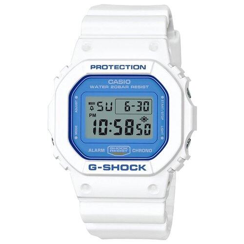 цена Наручные часы CASIO DW-5600WB-7E онлайн в 2017 году