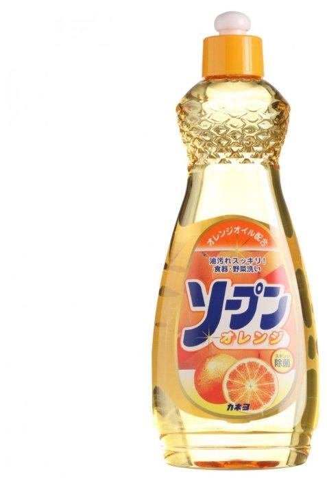 FUNS Средство для мытья посуды Свежий апельсин