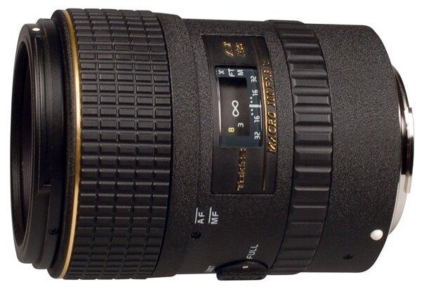 Tokina AT-X 100mm f/2.8 (AT-X M100) AF PRO D Canon EF