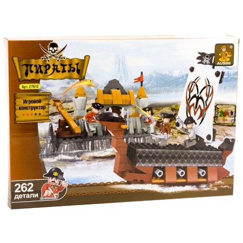 Купить Конструктор Ausini Пираты 27612, Конструкторы
