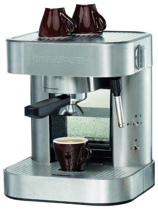 Rommelsbacher EKS 1500 кофемашина