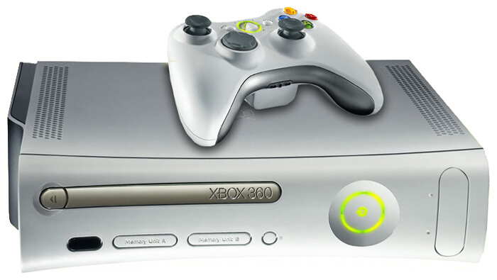 Microsoft Xbox 360 60 ГБ