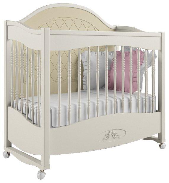 Кроватка Nom du Bebe Людовик (качалка)