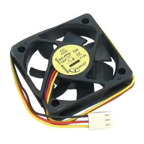 Вентилятор для корпуса Gembird D50SM-12AS